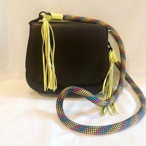 NWOT Never Used! Rebecca Minkoff Sunday Saddle Bag